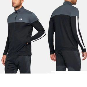 Under Armour Sportstyle Pique Light Zip Up Jacket